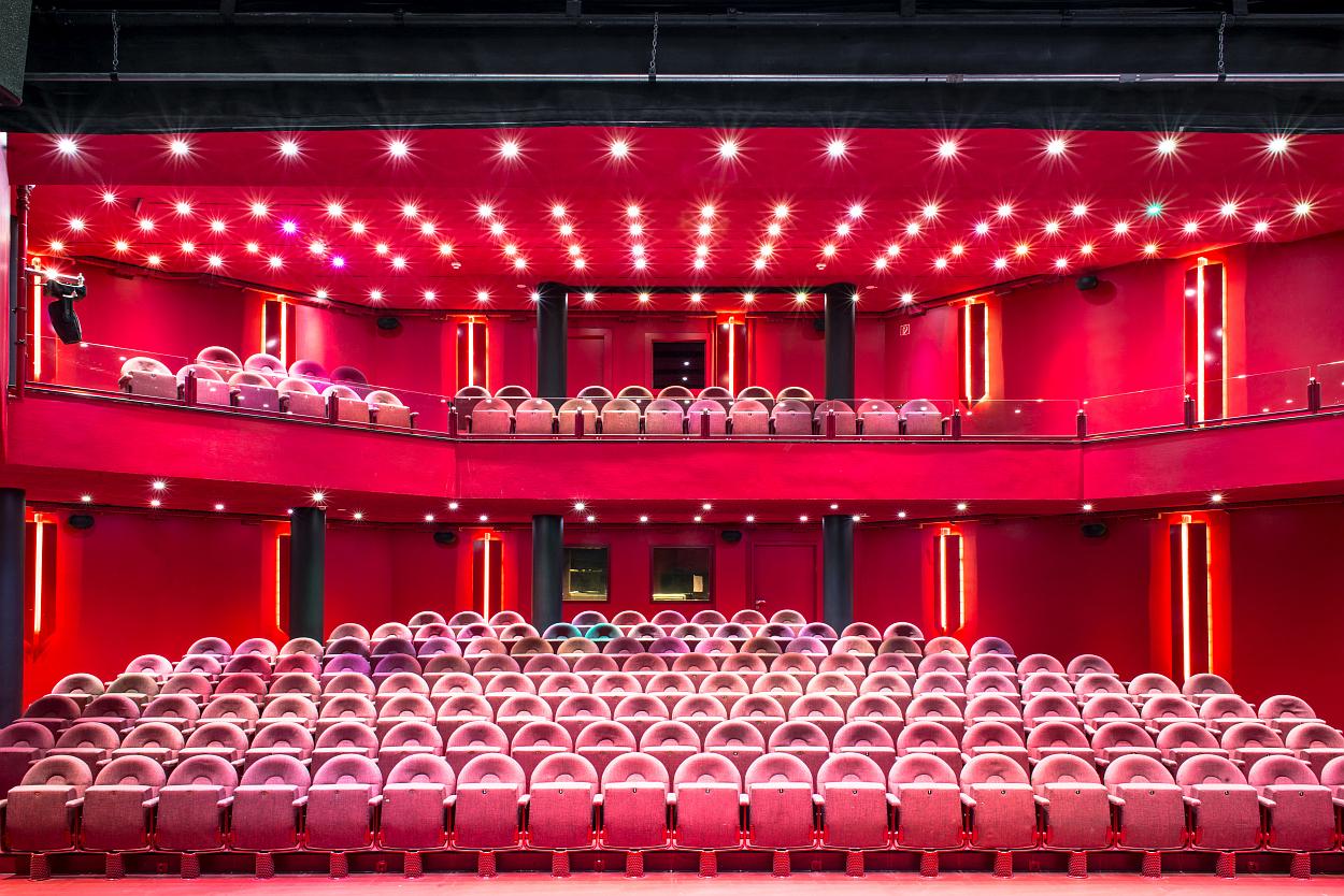 2 – Theater Raum