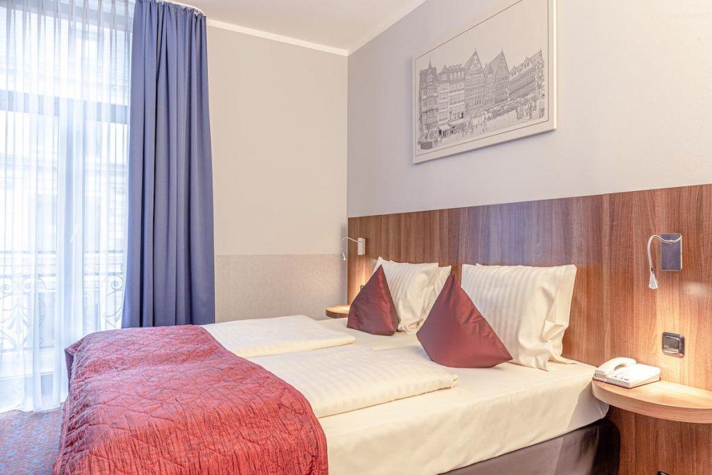 ALL-INN Hotel Frankfurt (1)