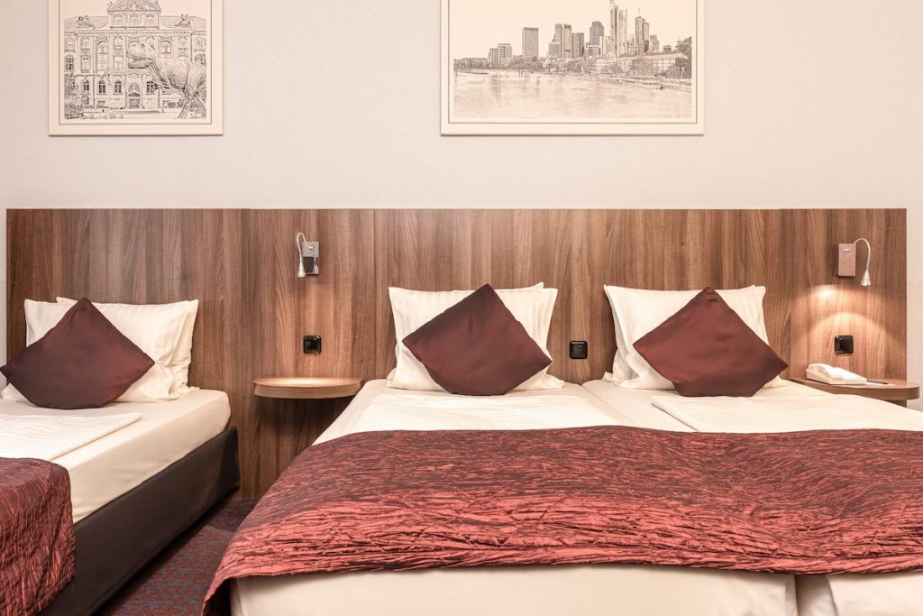 ALL-INN Hotel Frankfurt (5)