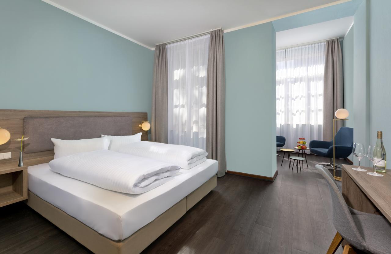 Savigny Hotel Frankfurt (1)